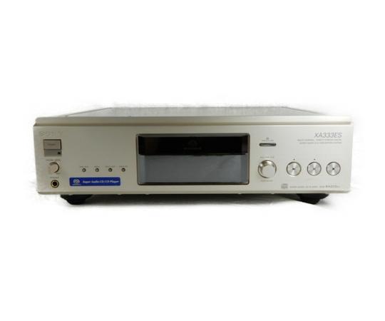 【中古】 SONY ソニー SCD-XA333ES CD SACD プレーヤー 本体のみ オーディオ 音響機器 K3889341