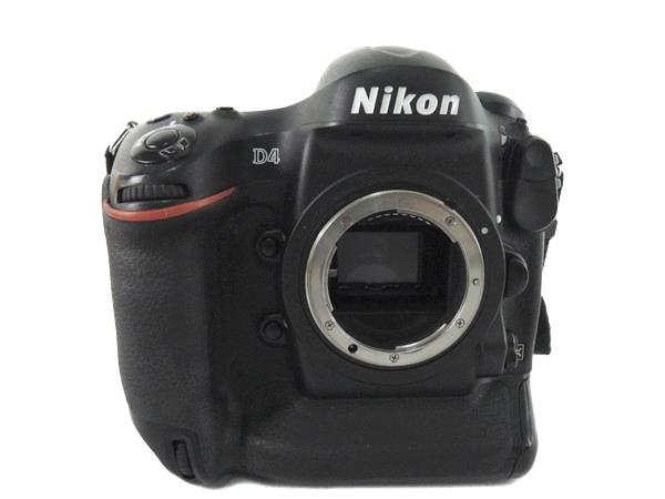 2021セール 【】 Nikon D4 Y2666945 デジタル一眼レフ デジタル一眼レフ カメラ ボディ 元箱付き Nikon Y2666945, ハンズクラフト:c97f33d3 --- agrohub.redlab.site