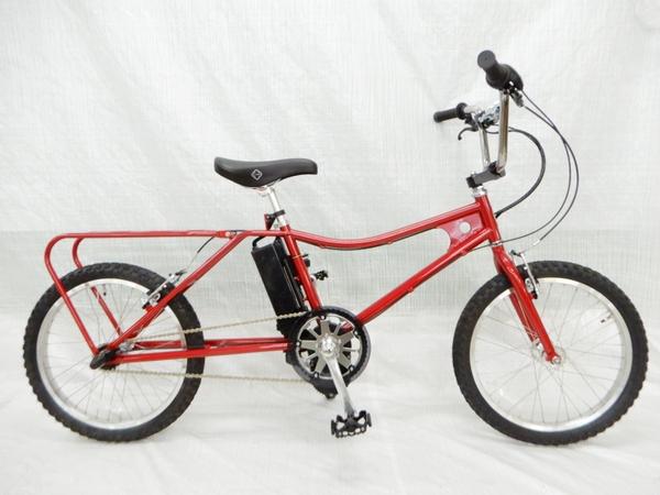 【中古】 The PARK e-bike PBLE BMX Eアシストバイク 電動 自転車 【大型】 Y3160113
