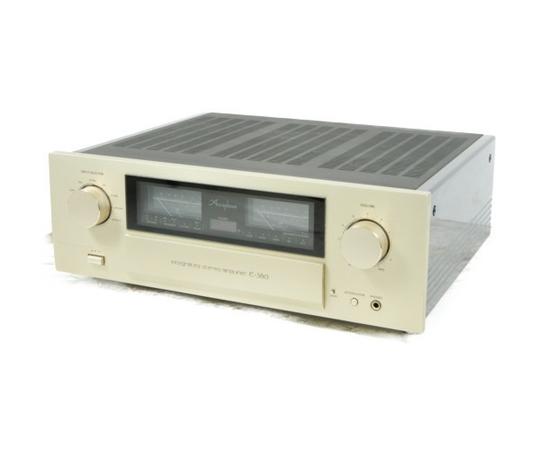 【中古】 Accuphase アキュフェーズ E-360 プリメイン アンプ オーディオ 音響 機器 K3657709