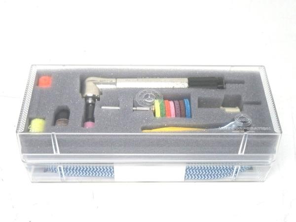 未使用 【中古】 UHT MAG-091N Micro Grinder エアーマイクログラインダー F3178881