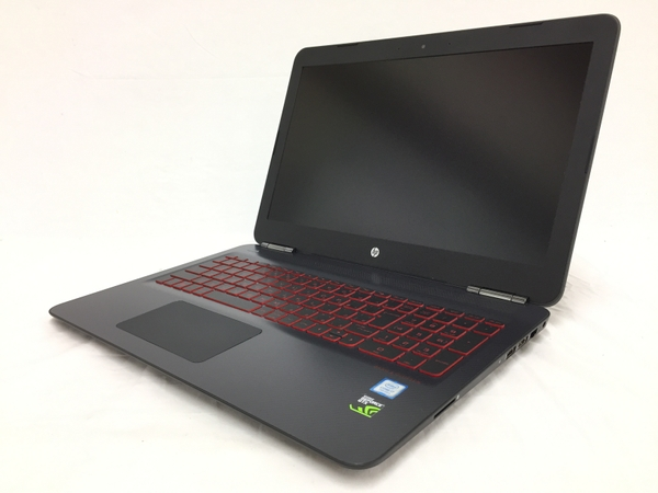 セットアップ 【】 HP OMEN by HP 15-ax206TX ノートパソコン i7-7700HQ 8GB 256GB 1TB GTX1050Ti Win10 T3204482, 旭町 dda87e85