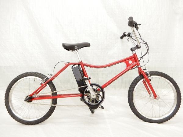 【中古】 良好 The PARK e-bike PBLE BMX Eアシストバイク 電動 自転車 【大型】 Y3160112