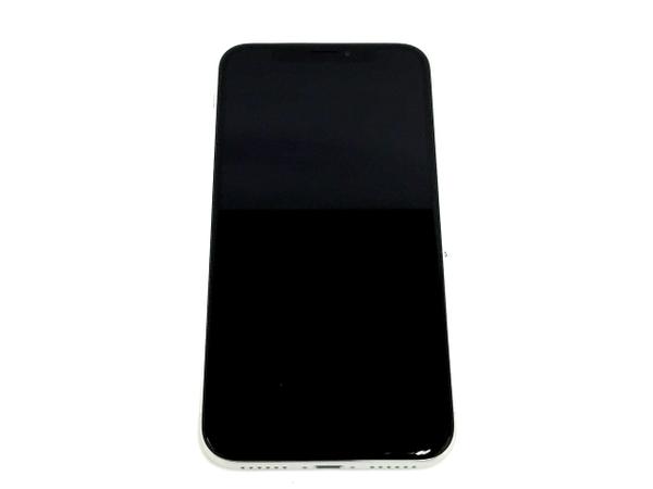 【中古】 Apple iPhone X MQAY2J/A 64GB au シルバー 5.8インチ スマートフォン T3489288