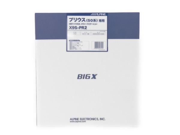 【格安SALEスタート】 新品 ALPINE アルペイン ビッグX X9S-PR2 プリウス 50系 専用 9型 ワイド XGA メモリーナビゲーション カーナビ 【】F1822104, LENNY STYLE e9bf483f