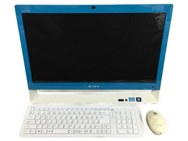 【 開梱 設置?無料 】 【中古】 SONY 1.0TB VAIO Jシリーズ VPCJ227FJ 21.5型 一体型 VPCJ227FJ パソコン 一体型 i5 2430M 2.40GHz 4GB HDD 1.0TB Win7 HP 64bit T3763164, ワケグン:5f6fc834 --- neuchi.xyz