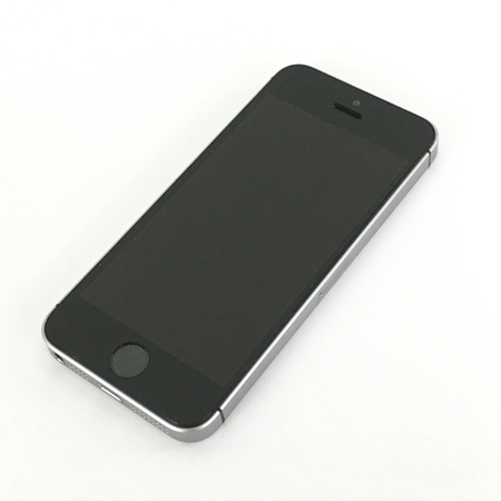 【中古】 Apple IPhone SE MP822J/A スマートフォン 32GB Y5075629