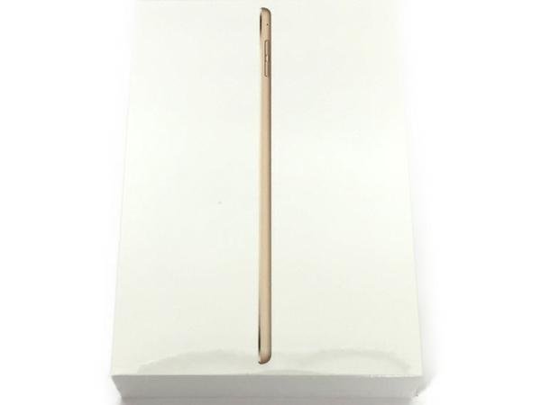 未使用 【中古】 Apple アップル iPad mini 4 MK9Q2J/A Wi-Fi 128GB 7.9型 ゴールド 未使用 T3905118