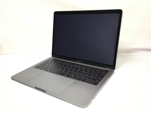 【中古】 Apple アップル MacBook Pro MNQF2J/A 13.3型 2016 i5 6267U 2.9GHz 8GB SSD512GB Mojave 10.14 スペースグレイ 中古 T3798258