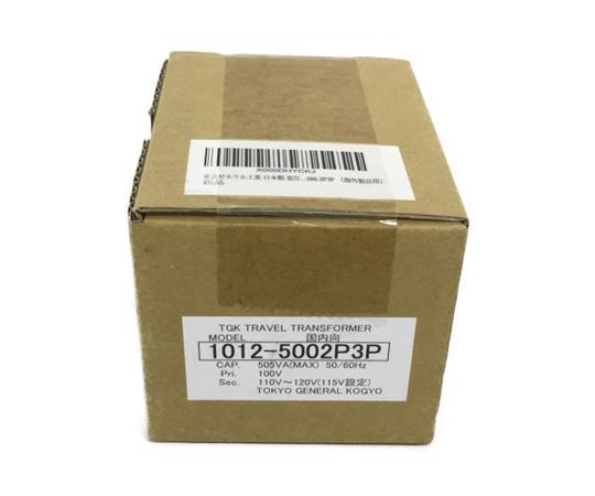 未使用 【中古】 東京ゼネラル 500-2P3P 1012-5002P3P 日本製 変圧器 ステップアップトランス K5097443