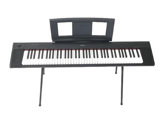 【中古】 YAMAHA NP-32B NP-32B 76鍵盤 電子ピアノ YAMAHA キーボード 2016年製 ヤマハ キーボード W3784495, 家具インテリア雑貨 ビカーサ:aee47b2e --- jpworks.be
