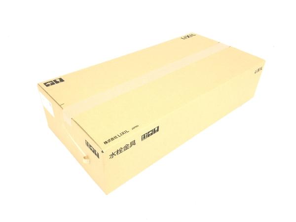 未使用 【中古】LIXIL JF-NA411S(JW) キッチン用 タッチレス水栓 ナビッシュ O4945387