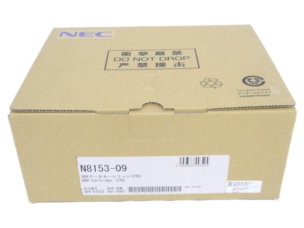 未使用【中古】【中古】 RDX NEC RDX データカートリッジ 2TB N8153-09 バックアップ NEC N3800080, IGUSAWORLD:bbb7e315 --- officewill.xsrv.jp