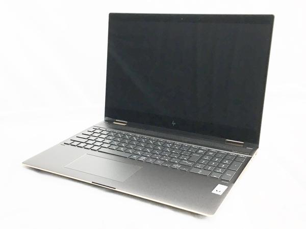 【中古】 HP Spectre x360 Convertible 15-ch0xx Core i7-8705G 3.10GHz 16GB SSD 1.0TB ノート PC パソコン Win 10 64bit T3847265