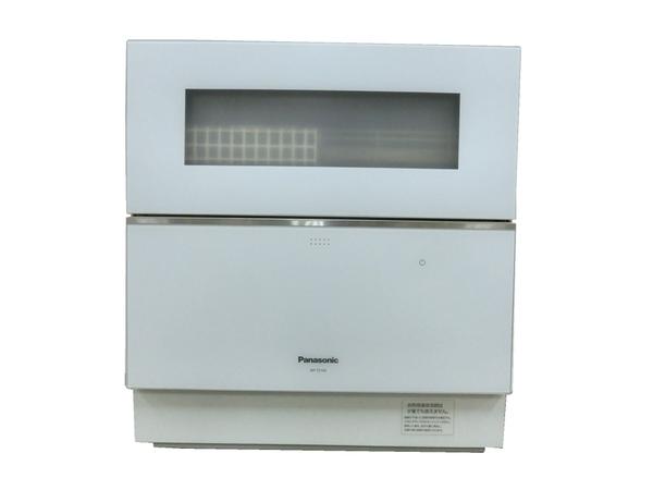 【中古】Panasonic パナソニック NP-TZ100 食器 洗い 乾燥機 食洗器 家電 中古 M5121789