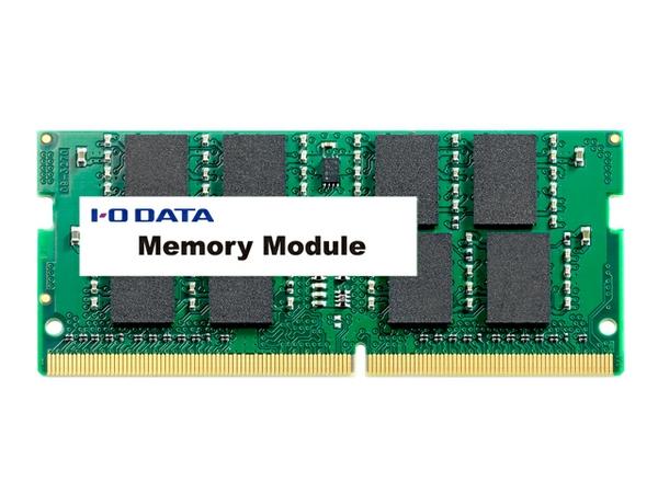IO DATA SDZ2133-8GR PC4-2133(DDR4-2133)対応ノートPC用メモリー Y4980062:ReRe(安く買えるドットコム)