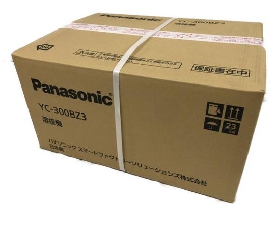 世界の 未使用【】 Panasonic YC-300BZ3 溶接用 フルデジタル 溶接機 YC-300BZ3 直流 TIG フルデジタル 溶接用 S5319530, 長陽村:58263c0d --- arg-serv.ru