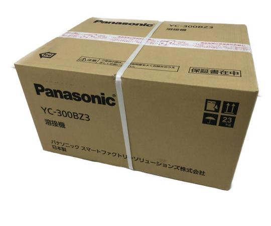 【福袋セール】 未使用【 直流 TIG】 Panasonic YC-300BZ3 フルデジタル 溶接機 直流 TIG【】 溶接用 S5319531, Bonenfant:74b39152 --- arg-serv.ru