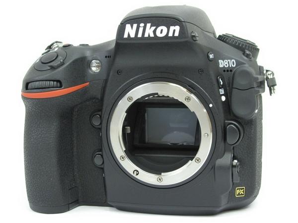 バーゲンで 美品 デジタル【】 Nikon ニコン D810 カメラ Nikon ボディ デジタル 一眼レフ ボディ N2910082, RINKY DINK:a3d87254 --- baecker-innung-westfalen-sued.de