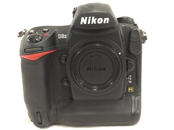 【第1位獲得!】 【】 【】Nikon ニコン D3X カメラ デジタル一眼レフ ボディ 2572万画素 ショット数 3740枚 T3163698, 三田市 ebfd1a0c