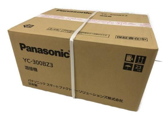 【残りわずか】 未使用【【】】 Panasonic 直流 YC-300BZ3 フルデジタル 溶接機 直流 フルデジタル TIG 溶接用 S5319526, ももの和:7fb61ca1 --- arg-serv.ru