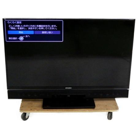 【中古】 MITSUBISHI 三菱電機 REAL LCD-50LSR6 液晶 テレビ 50V型 【大型】 Y3898609