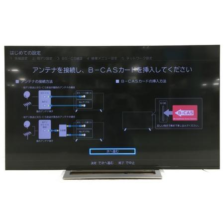 【中古】 東芝 55M520X REGZA 55型 4K 液晶テレビ レグザ TOSHIBA【大型】 Y4895772