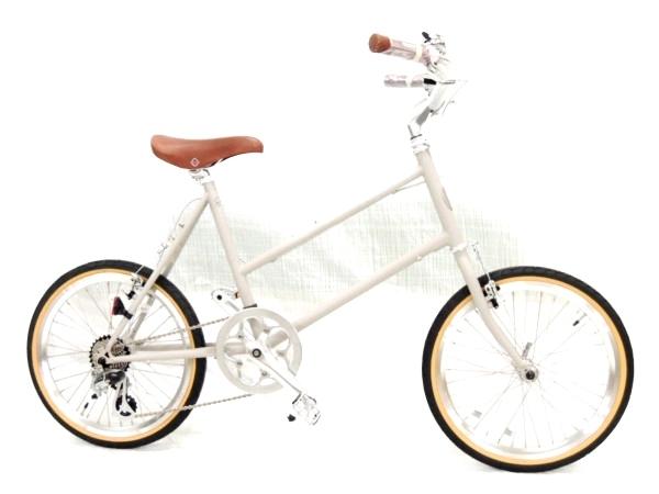 美品 【中古】 the PARK 20-7S 自転車 シティサイクル サイクリング レジャー アウトドア 趣味 お出かけ【大型】 Y3230636