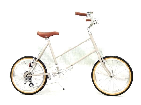 美品 【中古】 the PARK 20-7S 自転車 シティサイクル サイクリング レジャー アウトドア 趣味 お出かけ【大型】 Y3231039