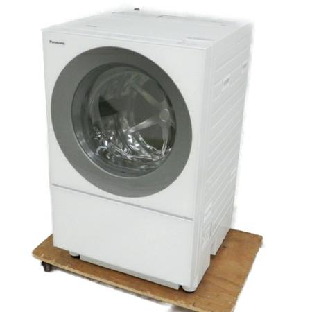 【中古】 Panasonic NA-VS1100L ななめドラム洗濯機 洗濯 10kg ドア左開き 【大型】 Y3884545