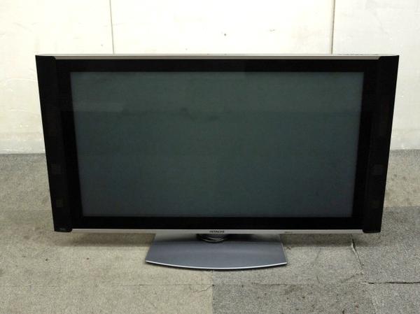 【中古】 HITACHI 日立 W42P-HR9000 42V型 プラズマ テレビ 家電 【大型】 O3336900