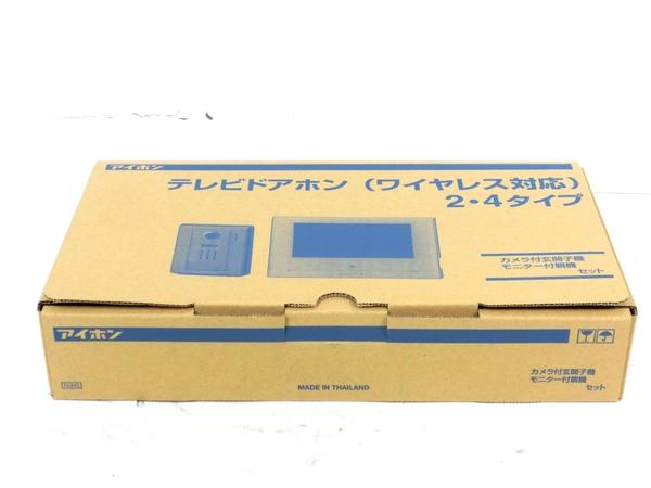 未使用 【中古】 アイホン WP-24B スマートフォン連動テレビドアホン M3863582