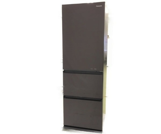 中古 【中古】パナソニック NR-C371GNT 3ドア 冷蔵庫 2020年【大型】 K5174131