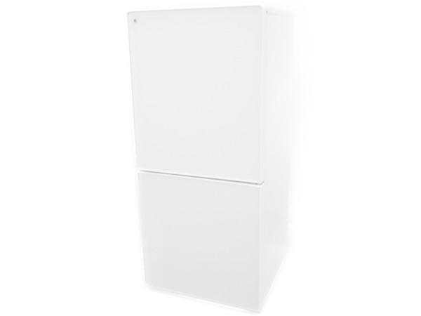 【中古】 良好 ユーイング UR-FG110J 2ドア 冷凍冷蔵庫 右開き 110L 2018年製【大型】 H3898944
