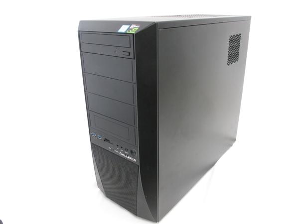 人気満点 【】 ドスパラ GALLERIA デスクトップパソコン i7-7700 8GB 500GB 2TB GTX1060 Win10 T3266831, ネットショップ おとく屋 c6fa50ea