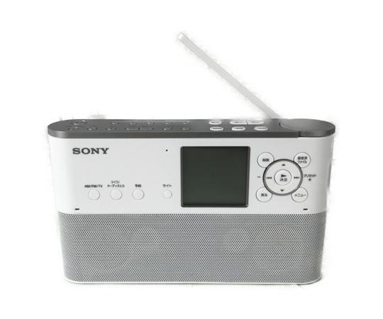 【中古】 SONY ICZ-R250TV ポータブルラジオレコーダー 中古 S5172654