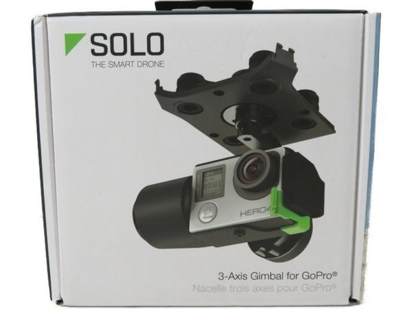 未使用 【中古】 SOLO 3軸ジンバル Go pro用 GB11A S3548313