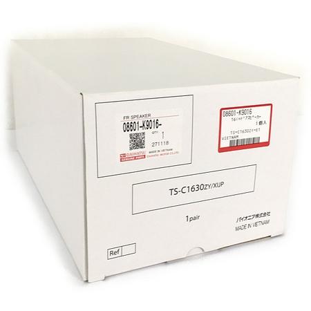 未使用 【中古】 carrozzeria TS-C1630 カースピーカー Y3898877