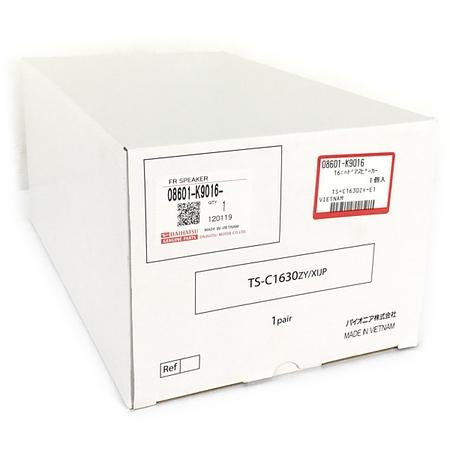 未使用 【中古】 carrozzeria TS-C1630 カースピーカー Y3881715