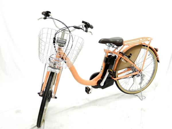 美品 【中古】 ブリジストン BRIDGESTONE F4DB38 電動アシスト自転車 24インチ【大型】 K3527320