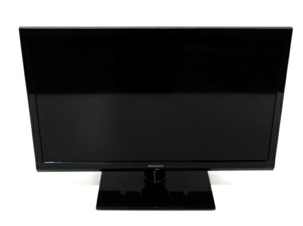 【中古】 Panasonic パナソニック VIERA ビエラ TH-24C300 液晶 テレビ 24V型 ブラック 中古 F3878963