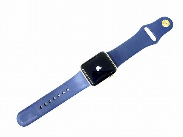 Apple Watch Series 2 38mm WR-50M アップルウォッチ MQ1G2J/A O2653439
