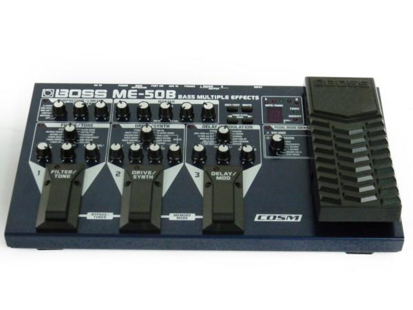 【中古】 BOSS ME-50B エレキギター用 エフェクター 楽器 Y3443150