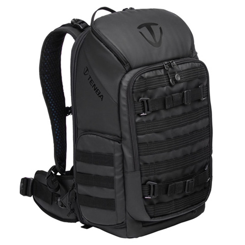 Axis Tactical 20L Backpack Black (V637701) エツミ Axis Tactical 20L Backpack Black V637-701
