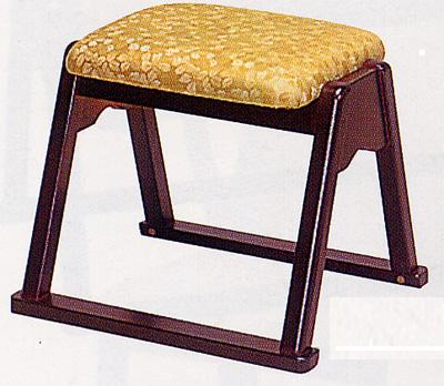 ☆木製積み重ね椅子Y型 座高35cm