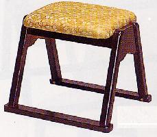 ☆木製積み重ね椅子Y型 座高42cm