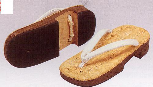☆高級品 表のざき畳右近 白革付 和装・寺院■L(25cm)