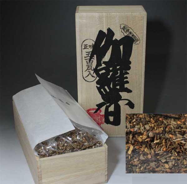 最上級御焼香【伽羅香500g】木箱入/香・贈答