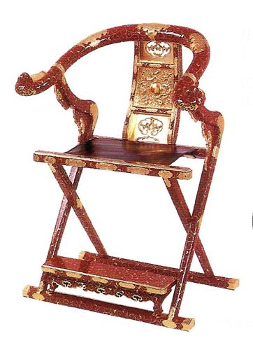 朱塗蒔絵付本曲緑 金メッキ埋め込み式金具打 寺院仏具・会館