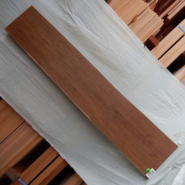 チーク 一枚板 1908 長さ150cm 幅27cm-30cm 厚み3.7cm 木材 銘木 天然木 無垢 テーブル カウンター 棚【送料無料♪】≪R01.08.03UP!!≫